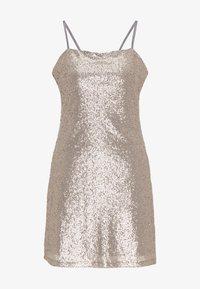 myMo at night - Cocktail dress / Party dress - grau - 4