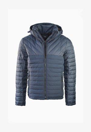 TWEED MIX FUJI - Winter jacket - navy herringbone