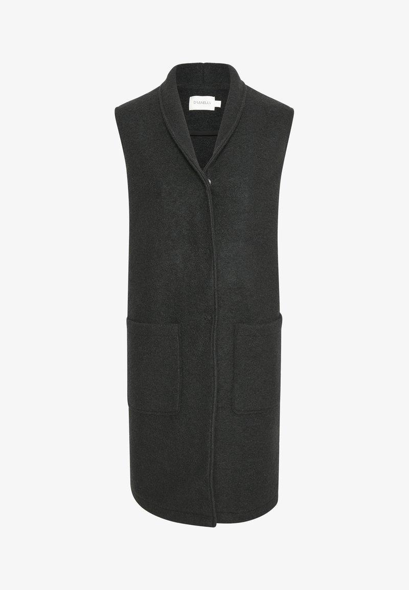 Dranella - Vest - black