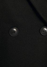 Vero Moda - VMFORTUNEADDIE JACKET - Klasyczny płaszcz - black - 2