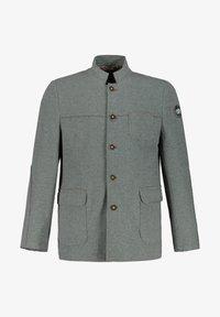 JP1880 - Summer jacket - gris chiné - 1