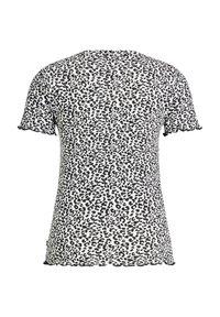 WE Fashion - MET PANTERDESSIN - T-shirt z nadrukiem - black - 3