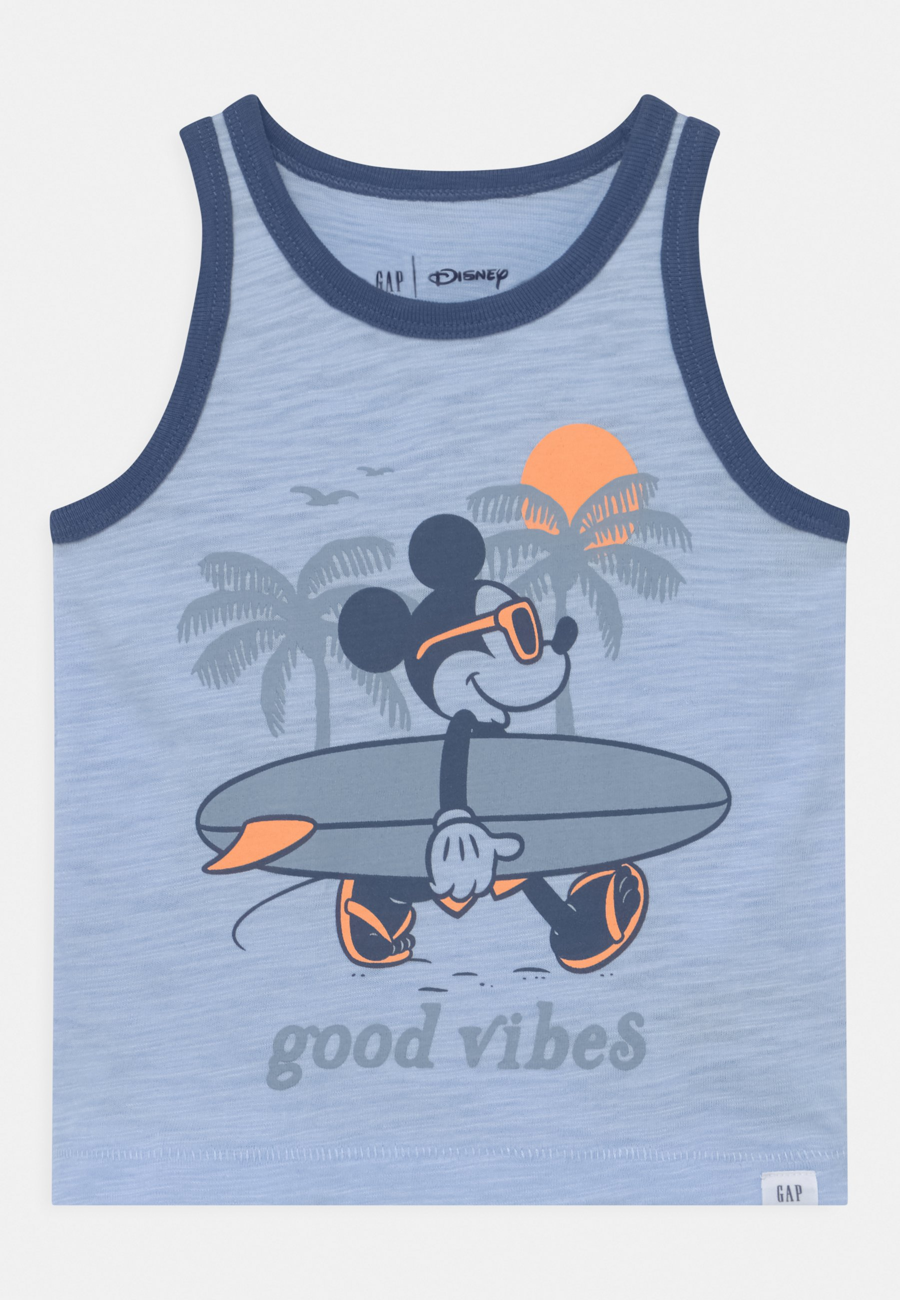 Bambini DISNEY MICKEY MOUSE TODDLER BOY GRAPHIC TANK - T-shirt con stampa