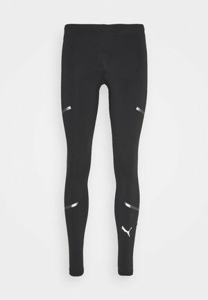 RUNNER ID LONG - Punčochy - black