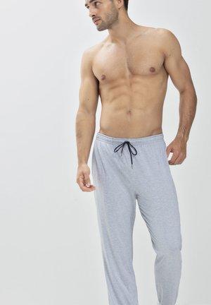 LANG - Pyjama bottoms - light grey melange