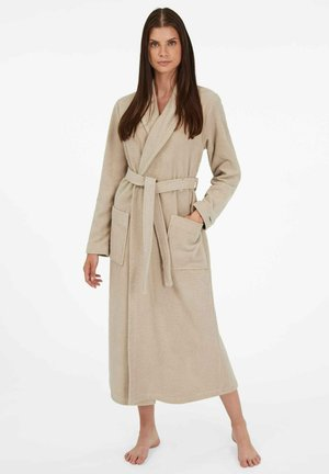 Dressing gown - grey silver