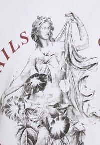 Common Kollectiv - PREVAIL UNISEX - Print T-shirt - white - 2