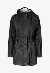 Vero Moda - VMSHADY COATED JACKET PI - Parka - black - 5