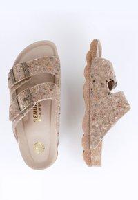 Genuins - Pantoffels - taupe - 1