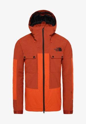 Snowboardjas - orange