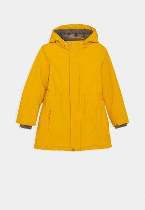 VELA JACKET - Winter coat - buckthorn brown
