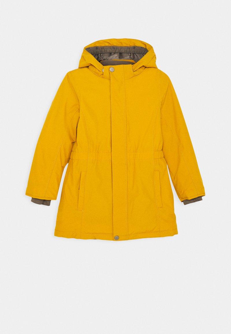 MINI A TURE - VELA JACKET - Zimní kabát - buckthorn brown