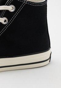 Converse - CTAS 70S UNISEX - Zapatillas altas - black - 5