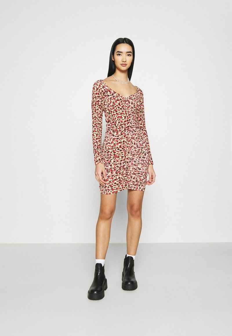 Monki - TUA DRESS - Day dress - duttyrose