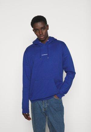 BARROW PRINTED HOODIE - Hoodie - cobalt blue