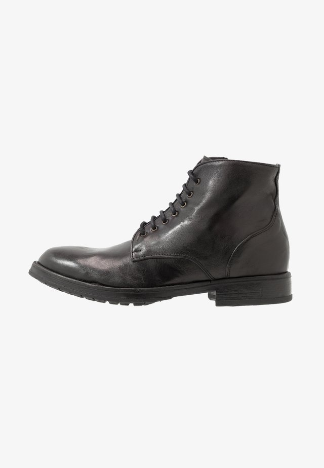 EVERGLADES - Veterboots - black