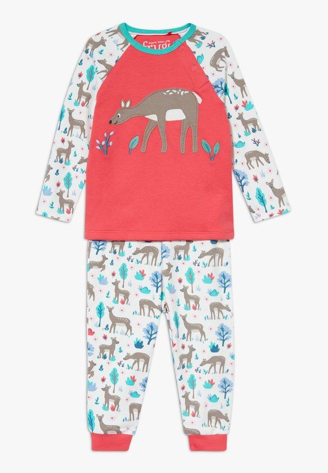 STARGAZE DEER BABY SET - Pyjama set - watermelon