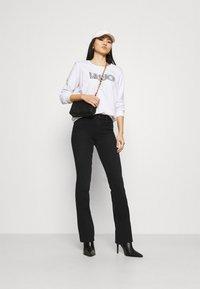 Liu Jo Jeans - FELPA CHIUSA - Sweatshirt - bianco - 1