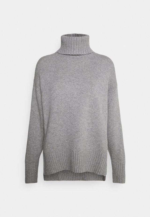 Strickpullover - brume heather