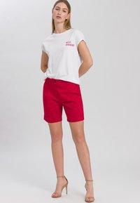 Marc Aurel - Print T-shirt - white varied - 1