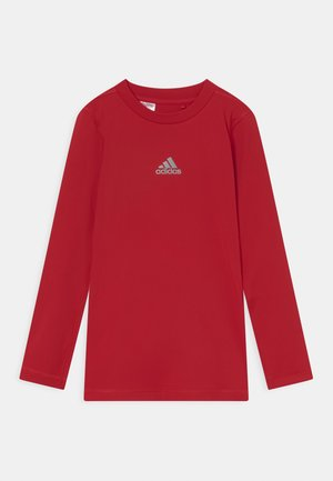 TECH-FIT TEE UNISEX - T-shirt sportiva - team power red