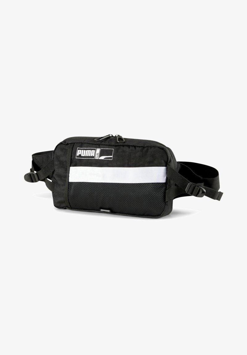 Puma - PLAYER BASKETBALL - Bum bag - puma black