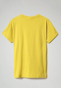Napapijri - SALIS - Basic T-shirt - yellow moss - 4