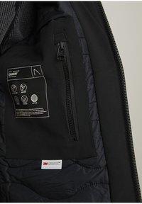 CHASIN' - Winter jacket - black - 4
