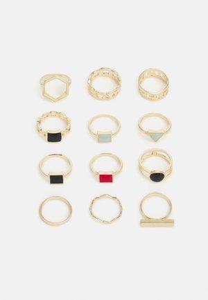 BLANKI 12 PACK  - Ringar - gold-coloured
