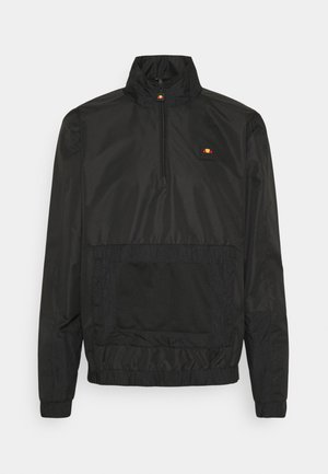 KERAZO - Windbreaker - black