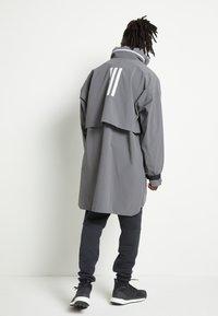 adidas Performance - MYSHELTER RAIN.RDY - Hardshelljacka - grey - 3