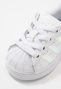 adidas Originals - SUPERSTAR - Nazouvací boty - footwear white