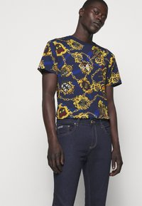 Versace Jeans Couture - LOGO - Slim fit jeans - indigo - 3