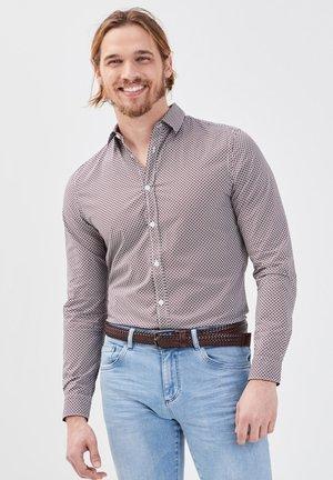 Camisa - bordeaux
