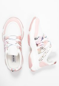 Steve Madden - CREDIT - Sneakers laag - pink/multicolor - 3