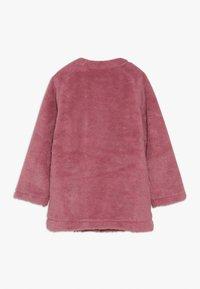 Friboo - Zimní kabát - pink - 1