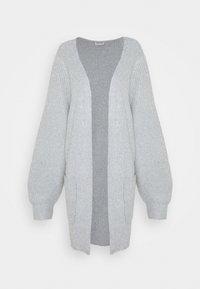 Noisy May Curve - Cardigan - light grey melange - 0
