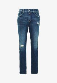 Replay - Slim fit jeans - dark blue - 4
