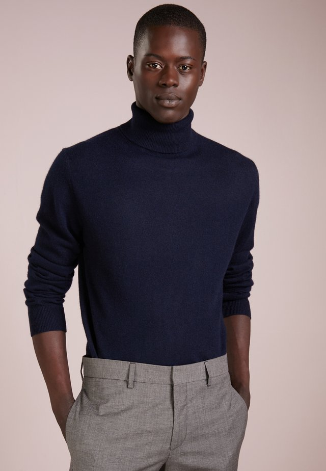 TURTLENECK  - Svetr - dark navy