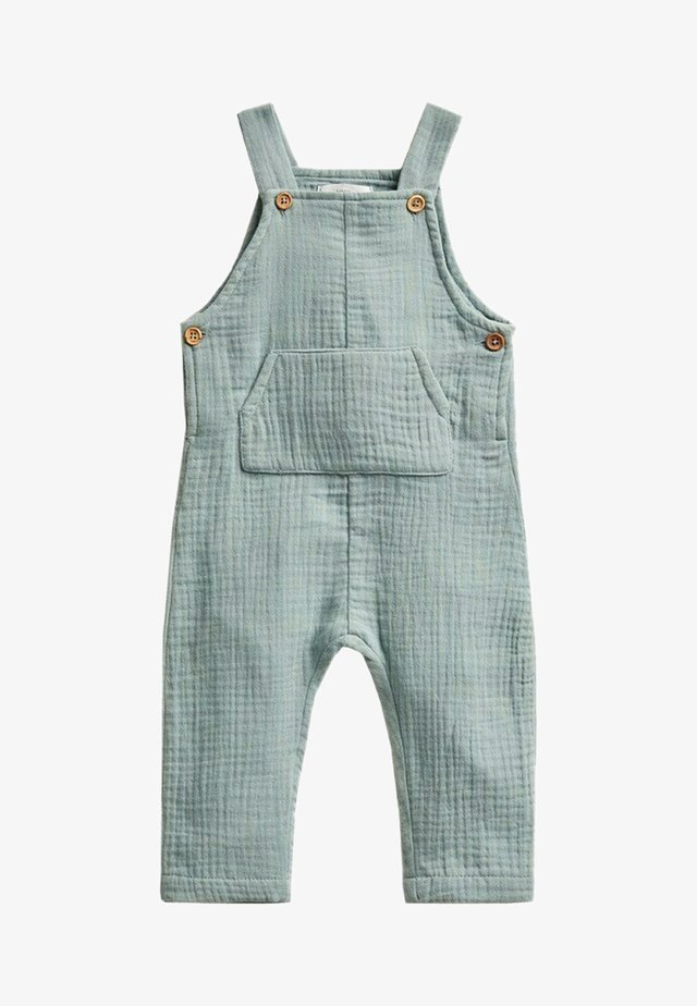 MIKE - Dungarees - groen