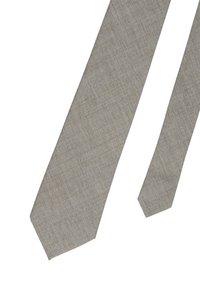 Shelby & Sons - OSTA TIE - Tie - grey - 2