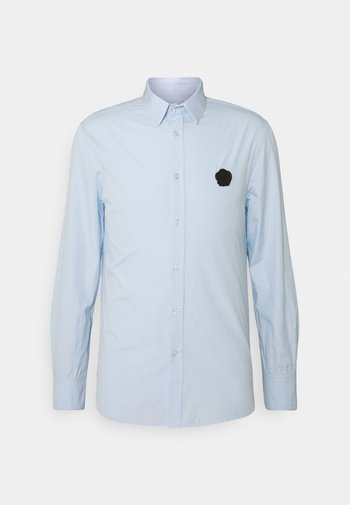 SHIRT WITH RUBBER SEAL - Chemise - light blue