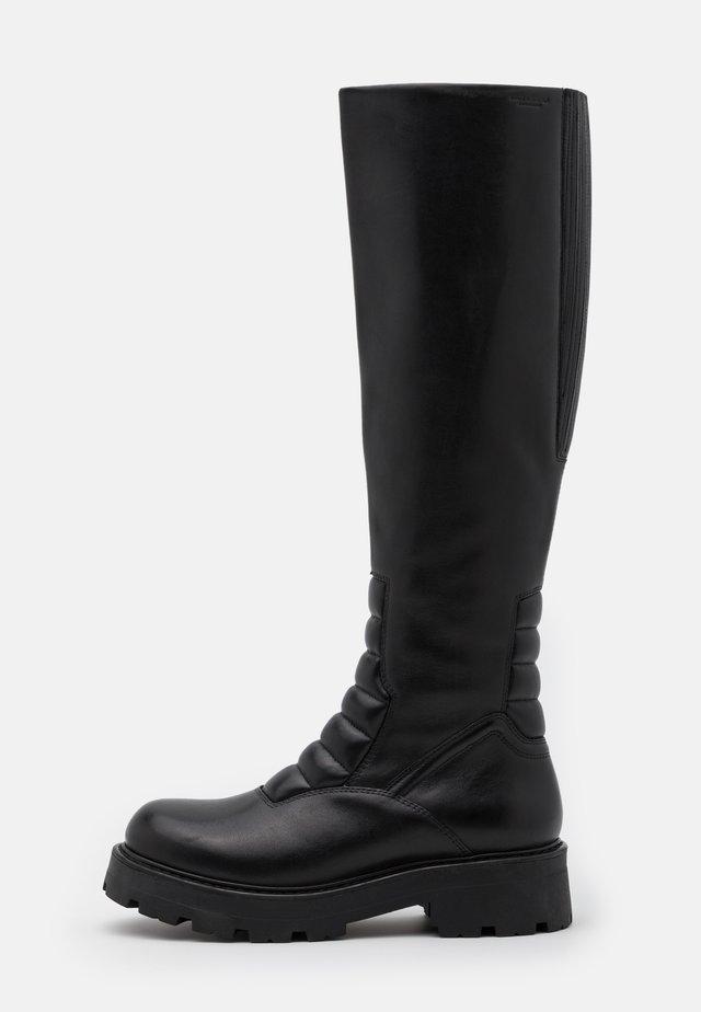 COSMO 2.0 - Plateaustøvler - black