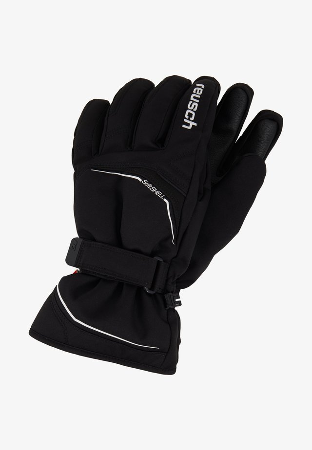 PRIMUS R-TEX® - Fingervantar - black