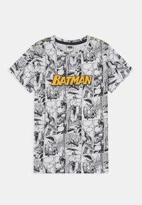 OVS - BATMAN - Print T-shirt - brilliant white - 0