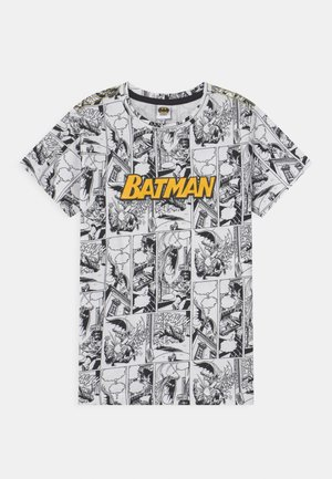 BATMAN - Print T-shirt - brilliant white