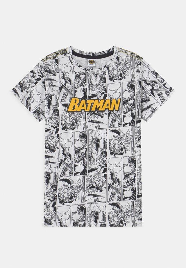 BATMAN - T-shirt con stampa - brilliant white
