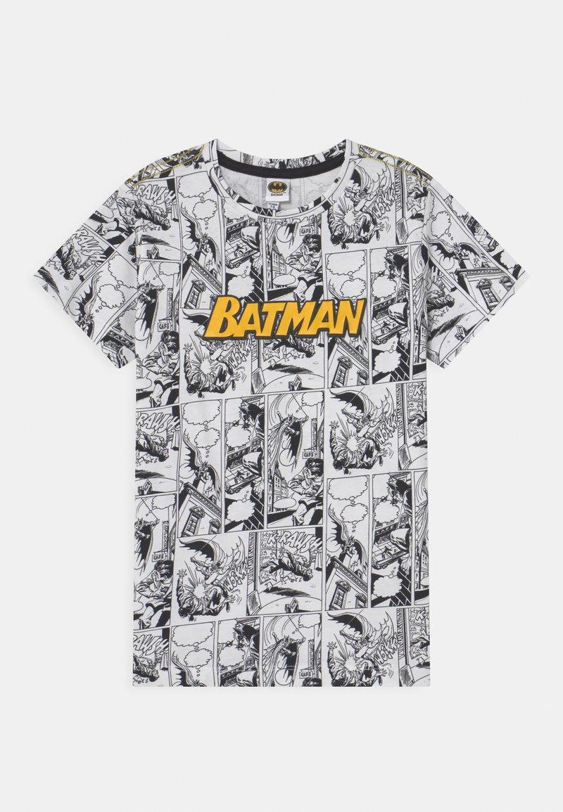 OVS - BATMAN - Print T-shirt - brilliant white