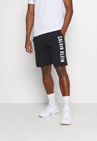 Calvin Klein Performance - SHORT - Short de sport - black - 0