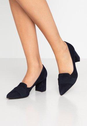 NADJA - Classic heels - navy